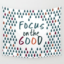 Focus on The Good Wall Tapestry