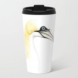 Northern gannet Travel Mug