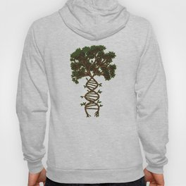 Nature Is My DNA | Tree Roots Forest Earth Day Hoody