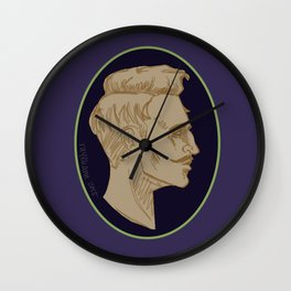 Cameo: Dorian Wall Clock