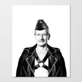 Tim Cock Canvas Print