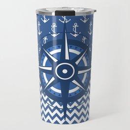 Captain's Compass Travel Mug