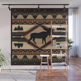 American Native Pattern No. 197 Wall Mural