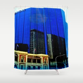 Reflections - Adelaide CBD Shower Curtain