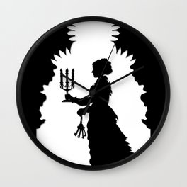 Crimson Peak- Lucille Sharpe Wall Clock