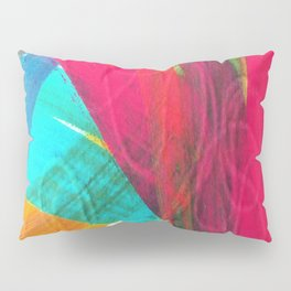 Embossed Monotype Pillow Sham