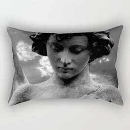 On the path of eternity Rectangular Pillow