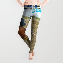 Rodeo Man Leggings