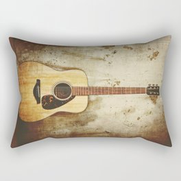 Dreams Are Written Here Rectangular Pillow