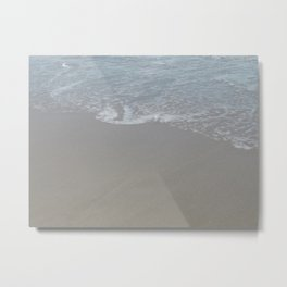 Beach 2 Metal Print