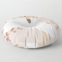 Soft Summer Breeze II Floor Pillow