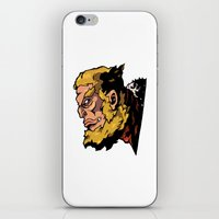 xmen iPhone & iPod Skins featuring x22 by jason st paul