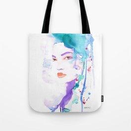 Elina five Tote Bag