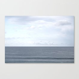 Be Still Ocean Part 2 Canvas Print