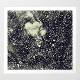 Mysteries of the Heart Art Print
