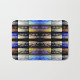 Under the same Sky. Bath Mat