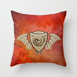 Wonderful dragon Throw Pillow