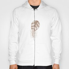 The Solitary Feather Hoody