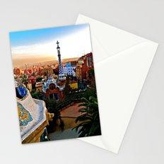Barcelona - Gaudí's Park Güell Stationery Cards