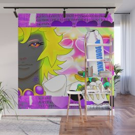 johannes Wall Mural