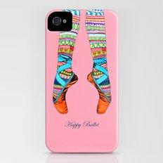 Happy Ballet Slim Case iPhone (4, 4s)