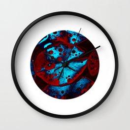lily pads II Wall Clock