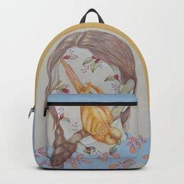 Autorretrato Backpack