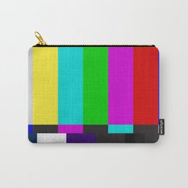 No Signal Found Carry-All Pouch