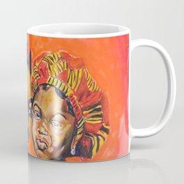 Mother and Daughter Coffee Mug