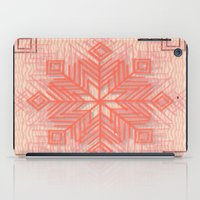 snowflake iPad Cases featuring Snowflake by Siddika