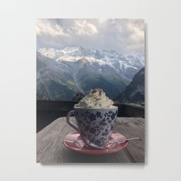 A little bit of perfection Metal Print