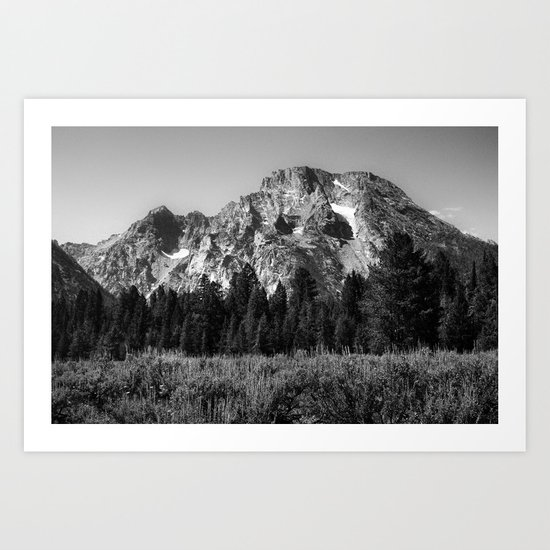 Wyoming's Splendor Art Print