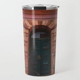 Brooklyn Door IV Travel Mug