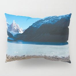 Laguna Torre, Patagonia, Argentina Pillow Sham