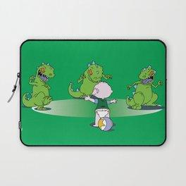 Jurassic Baby Laptop Sleeve