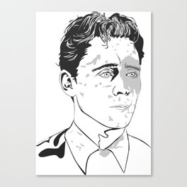 Dr. Robert Laing from High-Rise Canvas Print
