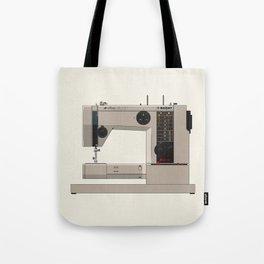 Sewing machine Ruža Step - Bagat Tote Bag