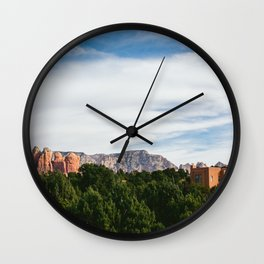 Sedona Vista Wall Clock