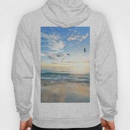 Beach Scene 34 Hoody
