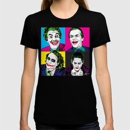 Pop Quad: The Joker T-shirt