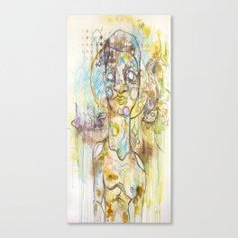 Venus in Pisces.  Canvas Print