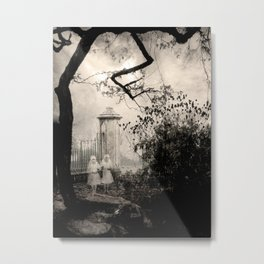 Ghost. Metal Print