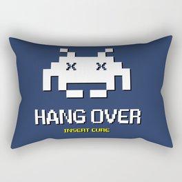 HANG OVER - Insert Cure Rectangular Pillow