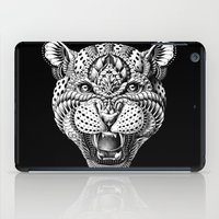leopard iPad Cases featuring Leopard by BIOWORKZ