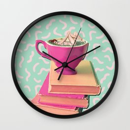 MILK BATH Wall Clock