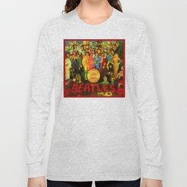 SGT PEPPER Long Sleeve T-shirt