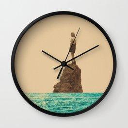 Lonesummer Wall Clock