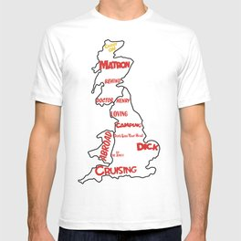 Carry On (1960's - 1970's) T-shirt