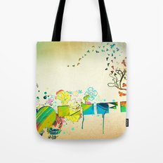 I Heart Life Tote Bag