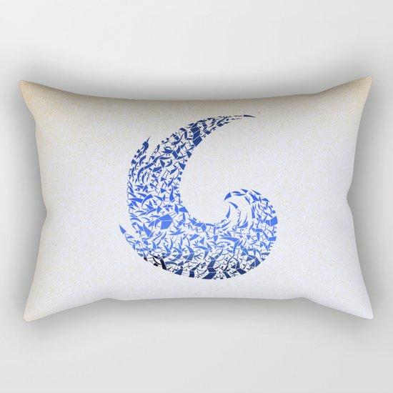 - atlantic - Rectangular Pillow